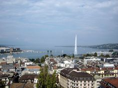 Geneva, Switzerland - Travel Guide and Travel Info