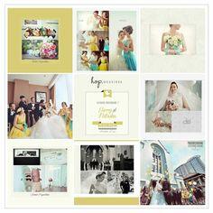 Afbeeldingsresultaat voor wedding photobook designs