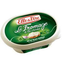 Elle & Vire Le Fromage à la crème Ail & fines herbes