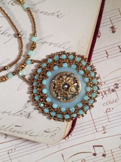 Hey, I found this really awesome Etsy listing at https://www.etsy.com/listing/199980623/bead-embroidered-vintage-antique