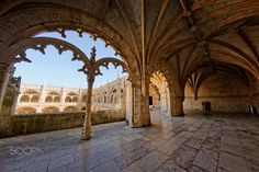 Jerónimos Monastery by Paweł Kijak on 500px