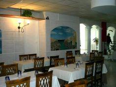 """Solarium Caffè """"la terrazza"""" Polignano a mare specialità marinare-pizzeria-cucina locale sala all'interno"""