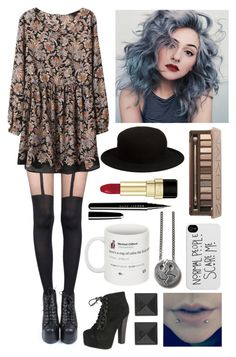 """Happy New Year!!!"" by mrsalythiamalik ❤ liked on Polyvore featuring Pretty Polly, Comme des Garçons, Urban Decay, Dolce&Gabbana, Marc Jacobs and Breckelle's"