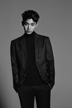 Joo Young is so handsome