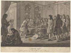 Planete-UMP   Louis XIV fondit l'argent de France pour sauver son Trésor