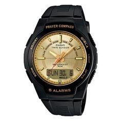 Casio CPW-500H-9AVDR Kıbleyi Gösteren Saat  indirimli!