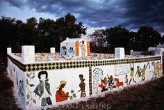 Funeral tomb near Tulear