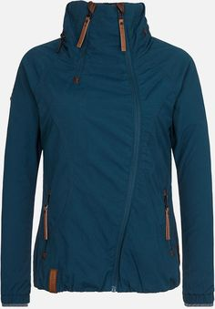 naketano Tussenjas 'Forrester VI' in Blauw | ABOUT YOU