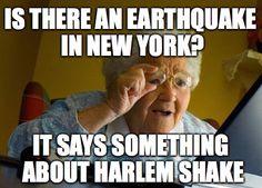Grandma finds the internet #meme