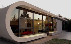Best Ideas For Modern House Design & Architecture : – Picture : – Description The Beam House by Uri Cohen Architects Residential Architecture, Amazing Architecture, Contemporary Architecture, Interior Architecture, Contemporary Design, Design Exterior, Facade Design, Interior And Exterior, Modern Interior