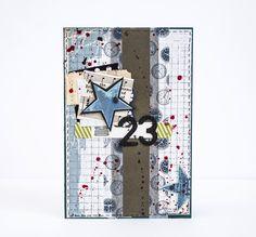 Katya Pogodina's blog: Cards for men
