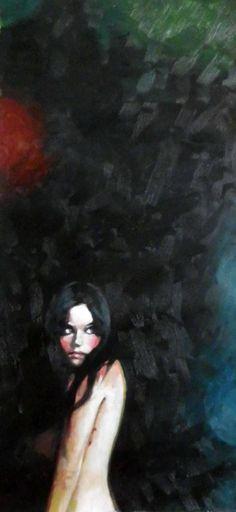 Thomas Saliot - Night girl