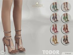 MJ95's Madlen Todor Shoes