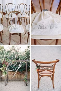 feather & stone: a field trip to provence. / sfgirlbybay----my favorite chairs.