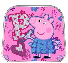 BANDOLERA PEPPA PIG