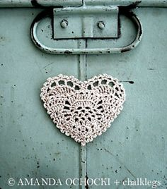 Ravelry: Project Gallery for A Merry Heart pattern by Lois Barrett