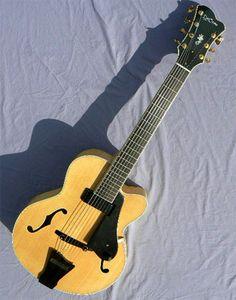 2005 De Cava Stratford Seven String
