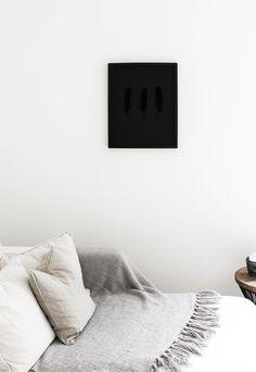 Hab endlich mal wieder ein bisschen gebastelt und herausgekommen ist ein Kork-Federn-Bild in schwarz Wem's gefällt - Beschreibung gibt's auf'm Blog