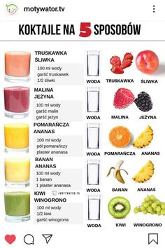 Smoothie Drinks, Fruit Smoothies, Healthy Smoothies, Raw Vegan, Cocktail Recipes, Health And Wellness, Healthy Lifestyle, Food And Drink, Healthy Eating