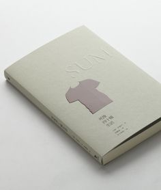 Book cover that has been embossed. Another way to achieve this type of effect would be to gloss print an image onto a matt cover. Minimalist Graphic Design, Graphic Design Print, Graphic Design Typography, Best Book Covers, Beautiful Book Covers, Design Editorial, Buch Design, Identity, Japanese Books