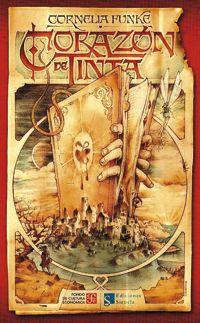 Titulo: Corazón de tinta Autor: Cornelia Funke