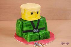 #Ponque de #Ninjago  www.mocka.co  #mocka #lego #cake #cakeshop #pasteleria #pastel #torta
