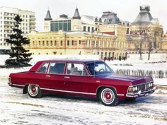 "1976–89 ГАЗ 14 ""Чайка"""