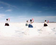 Scarlett Hooft Graafland. Sweating Sweethearts #1, 2004, Bolivia