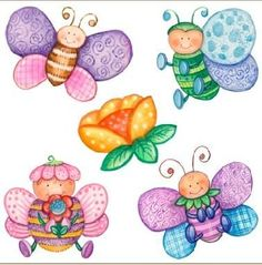 Pretty Butterfly Clip Art