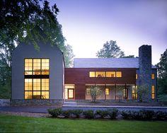 David Jameson Architect - Project - Burning tree Residence