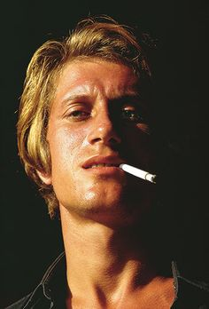 a steamy jacques dutronc Catherine Deneuve, Pretty People, Beautiful People, Emmanuelle Béart, Star Francaise, French People, Francoise Hardy, Jean Marie, Man Smoking