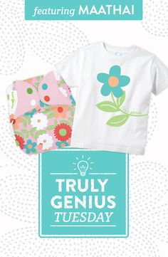 """We're featuring Maathai in this week's Truly Genius Tuesday. Celebrate with """"today only"""" offers, enter for a chance to win the Genius Series Prize Pack & learn more about this genius behind this genius series print!"""