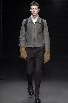 Salvatore Ferragamo Autumn/Winter 2017 Menswear Collection