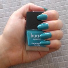 Vernis Butter London teinte Slapper!