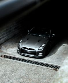 Stunning Nissan GT-R. Click to see some cool GTR videos!