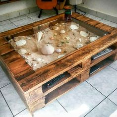 52 Easy And Cheap DIY Pallet Furniture Ideas to Inspire You Related posts: Cheap DIY Furniture Ideas 51 Cheap DIY Pallet Ideas for Tiny House Easy DIY Furniture Ideas Trucs simples et pas chers: Primitive Furniture Diy Vintage Furniture … # furniture Unique Home Decor, Home Decor Items, Diy Home Decor, Room Decor, Recycled Pallets, Wood Pallets, 1001 Pallets, Pallet Wood, Diy With Pallets