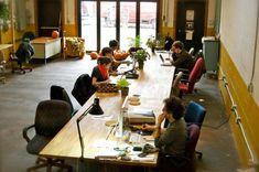 ¿Cómo mantener la concentración en una oficina abierta?