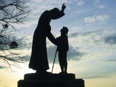 """"""" Je te montrerai le chemin du ciel """" - saint curé d'Ars, priez pour nous!"""