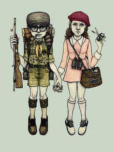 SAM and SUZY by MATT MIMS, via Flickr