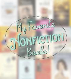 A GREAT list of non fiction books for FICTION LOVERS!! So many great ones that I couldn't put down -- and I normally don't like nonfiction!