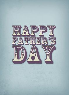 Happy Fathers Day Vintage    #fathersday