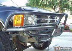 86-89 4 Runner and 86-88 Pickup Front Bumper with Winch Mount