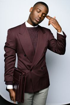 "blackfashion: "" Joseph Adamu, 21, Toronto. Submitted by: http://thedapperhomme.tumblr.com/ """
