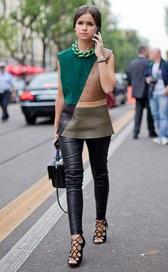El rincón de moda de Sila: El estilo de Miroslava Duma