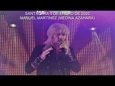Manuel Martínez - (Medina Azahara) en Santacara Concert, Towers, Fiestas, Singers