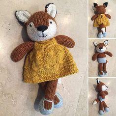 Finished Hazel's fox!