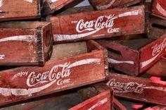 Red Red Red! Coca Cola by Gerard Stolk (vers l'action de grâces), via Flickr