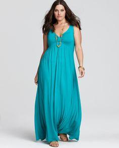 Maxi Dress Plus Size - Dress Picture