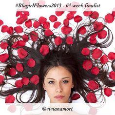 #BlugirlFlowers2013 Instagram Photo Contest finalist @vivianamori