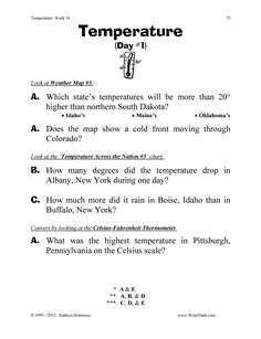 weather instruments worksheet assessments pinterest weather instruments worksheets and. Black Bedroom Furniture Sets. Home Design Ideas